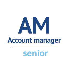 Account & Project Manager